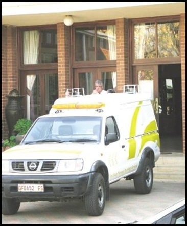 Welkom Gymnasium shooting Rudolph Cloete behind coroner van taking two dead teachings Tom de Wet Volksblad pic