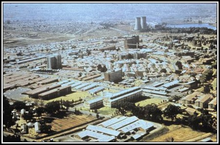 Baragwanath Hospital Soweto South Africa biggest hospital in the world