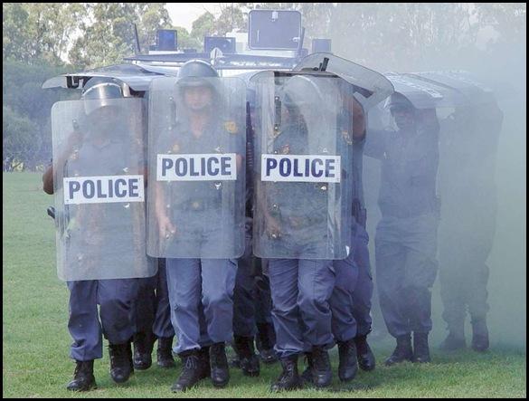 SA Police Service picture saps gov za