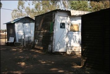 Afrikaner Squatter camp Pretoria Solidarity Helping Hand Pic