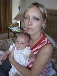 Meyer_Marlise_BabyWouter haar man vermoord zij aangevallen met baby Selati Wildreservaat
