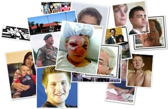 Afrikaner crime victims 2009 C to F weergegeven
