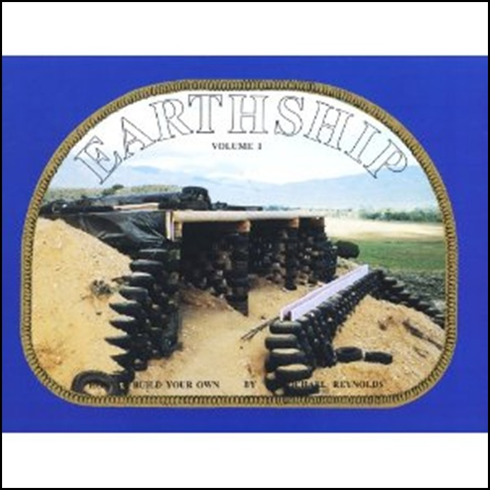 Earthship - how to build your own - book