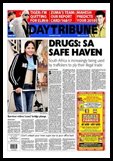 Drugs Haven in SA Sunday Tribune Dec132009