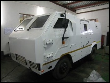 SBC security van made by OffRoadTrucksTrailersCo_ToyotoHino for CITmarket