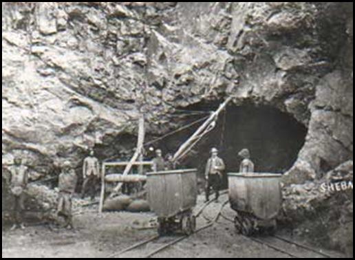 gold mining slavery