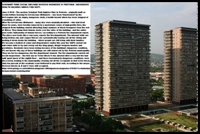 Schubart Park highrises were built as social housing for poor Afrikaners during apartheid