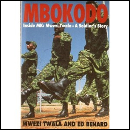 Tambo approved of Torture in Camps MBWEZI TWALA MBOKODO INSIDE MK BOOK
