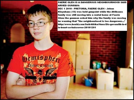 Kleynhans Jehan 15 FaerieGlen_too_dangerous_robber_tells_himDec12010