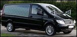 OVERLOAD Mercedes Vito Hearse 15 sheep 5 passengers