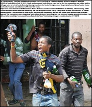 ERMELO WESSELTON FOREIGN SHOPS PLUNDERED BY BLACK RACIST LOOTERS Feb152011 BEELD