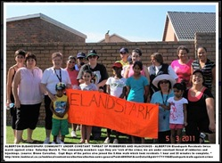 ELANDSPARK ALBERTON RESIDENTS CRIME MARCH 2011