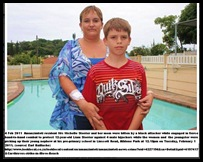 Storrier mom fought like lion to protect her young son hijacking primary school Amanzimtoti
