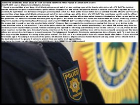 ODENDAAL JEANETTE SHOOTING Apr272011 Kempton Park police station