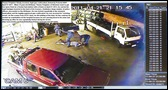 Potgieter Theuns kicked in stomach by COPS Apr2011
