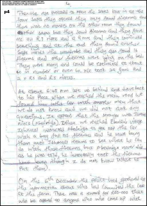 VOLLER BILL MURDER DESCRIBED BY MURDERER LETTER_PAGE4