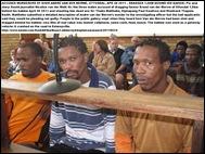 VdMerwe andre Brood farmer dragged behind bakkie_ThaboMatlhoko_DiphpangPaulKwaKwa_ShadrackThepeloSmith_picBeeld