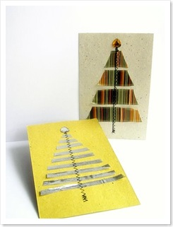 Ribbon Tree Card