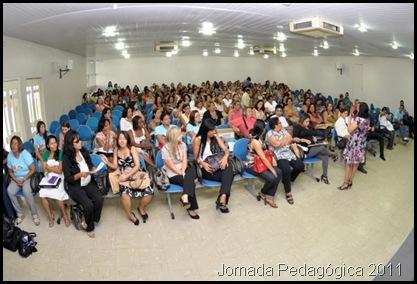Jornada Pedagógia 2011 - 2