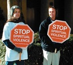 stop spiritual violence