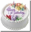 torta de cumpleaños Reb