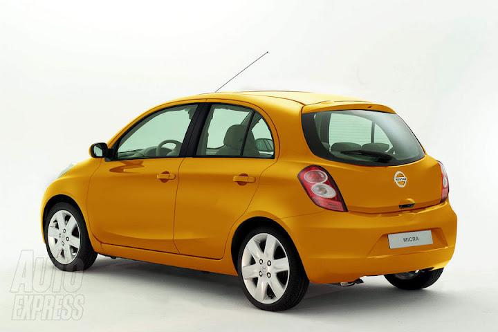 Nissan Micra Autoalert