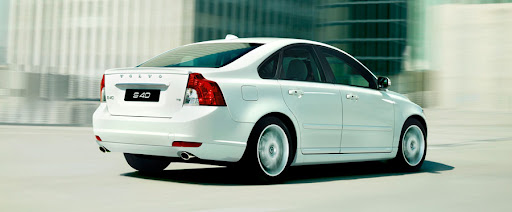 Volvo S40 with Powershift