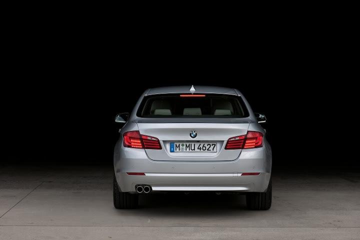 BMW 5 Series (F10)