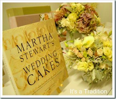 Martha Stewart Weddings BlogHer 1