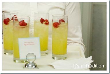 Martha Stewart Drinks Blogher