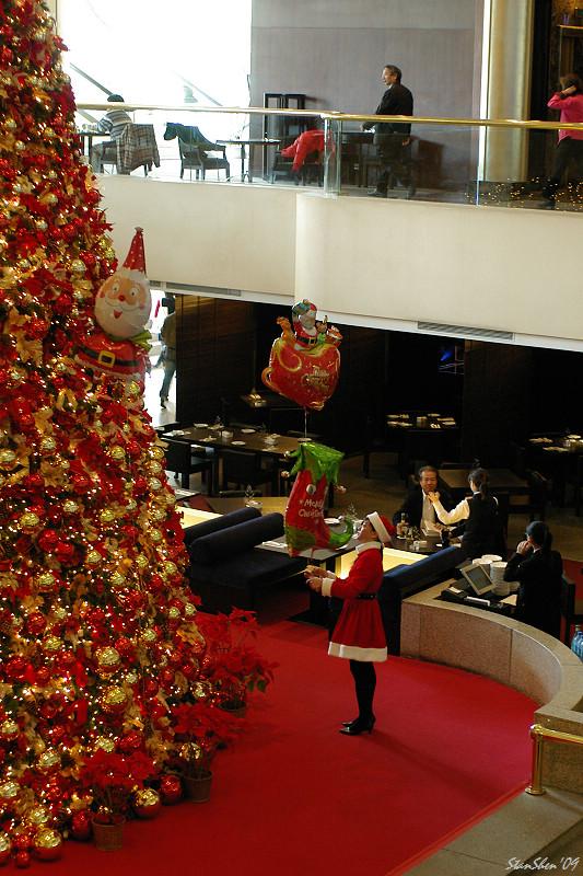[台北]耶誕節的腳步近了~ FA43