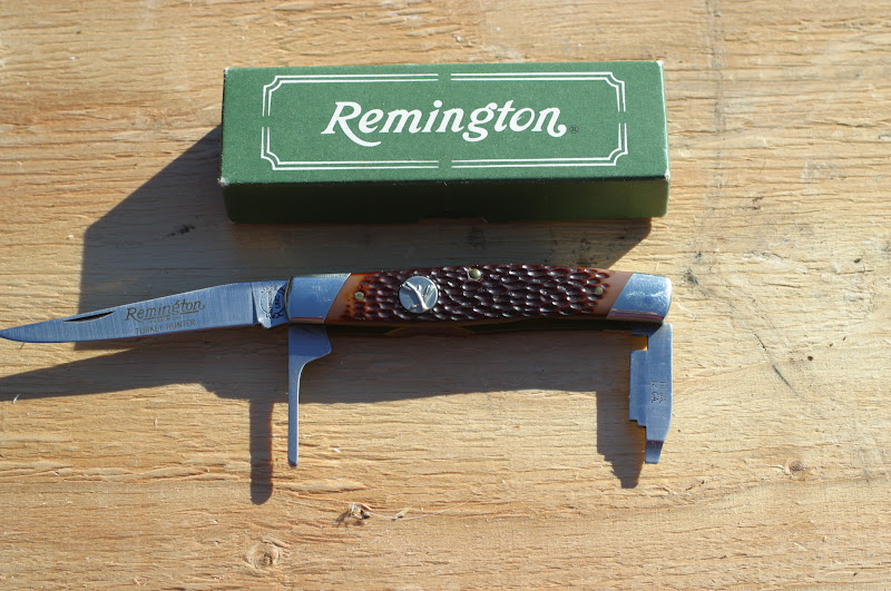 knv K2 Remington Remington Bullet Knife R7 Turkey Hunter