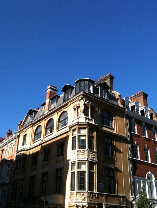 10.10.20 Building & blue sky