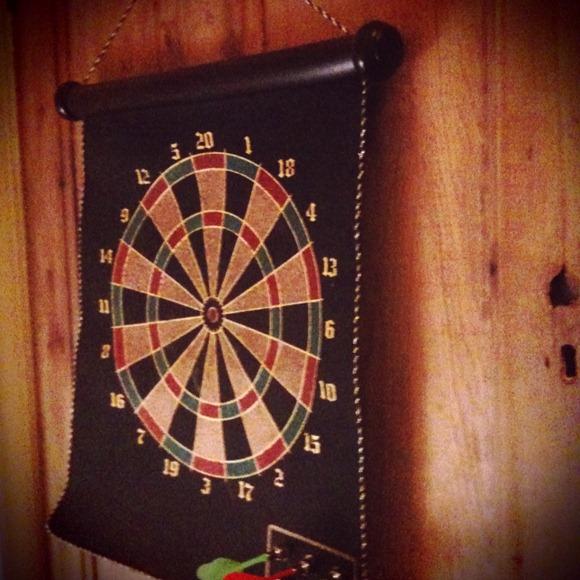 11.02.20 Dart Board