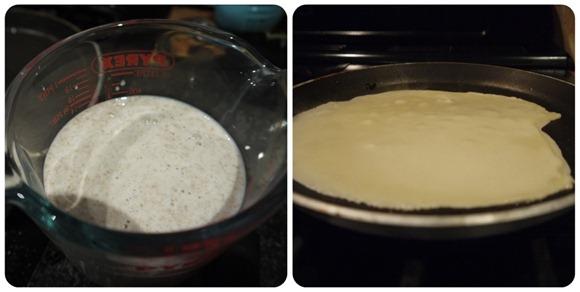 11.03.08 Pancake preperation