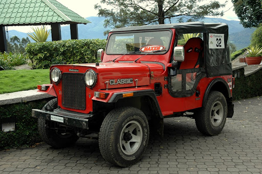 Mahindra Jeep In India Images