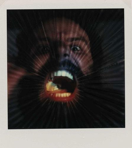 Polaroid Lucas Samaras