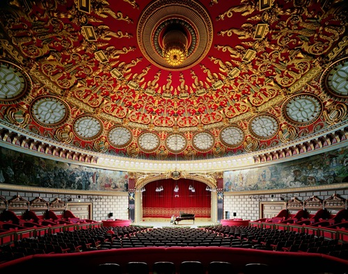 Romanian Antheneum Bucharest