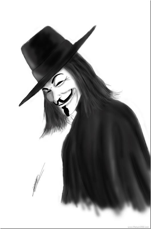 V de Vendeta