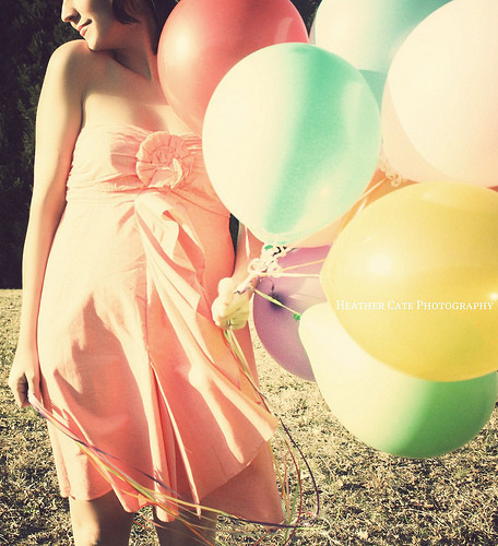 balloons colour dress woman balloon color 707741fd144059877ee8baac289a5d80 h large {bits of beauty turns one}