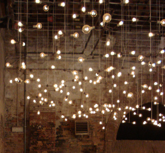 String Lights For Your Room : {edison bulbs} Bits of Beauty