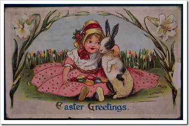 Vintage Easter Postcards23