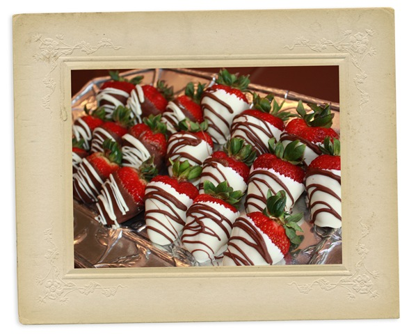 Chocolate Covered Strawberries copy