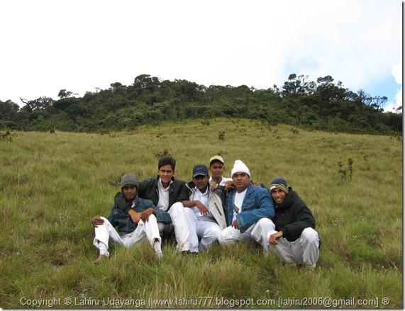Lahiru Udayanga 2008 World's End. ®