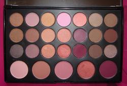 Palette 26 chocolate/berry Zoeva
