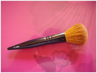 Piccolo pennello H&M