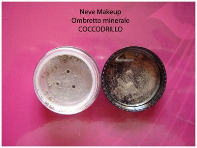 Neve Makeup: Ombretto minerale COCCODRILLO