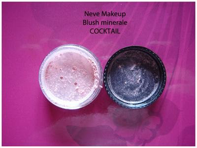 Neve Makeup: Blush minerale COCKTAIL