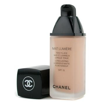 Chanel Fondotinta Mat Lumière