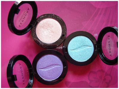 Sephora Colorful Mono Eyeshadows